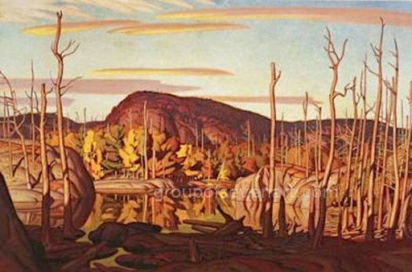 Autumn Evening 1935