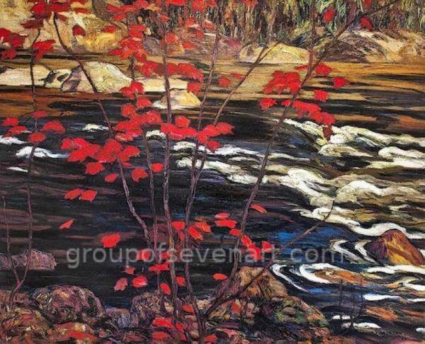 The Red Maple 1914