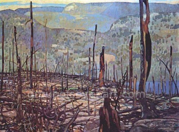 Fire-Swept, Algoma 1920
