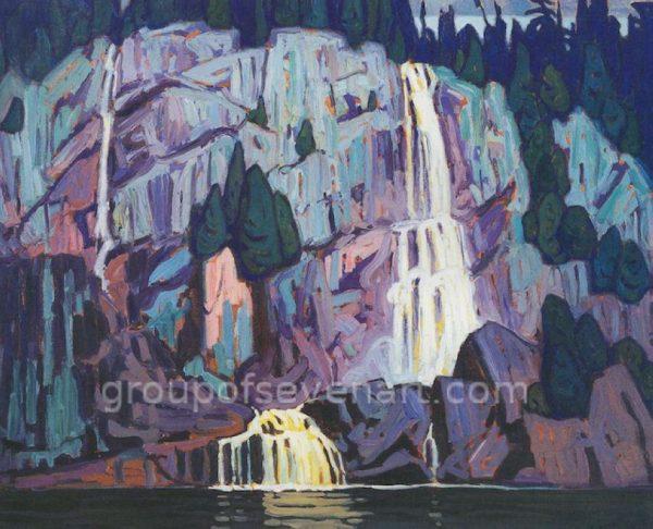 Algoma Waterfall