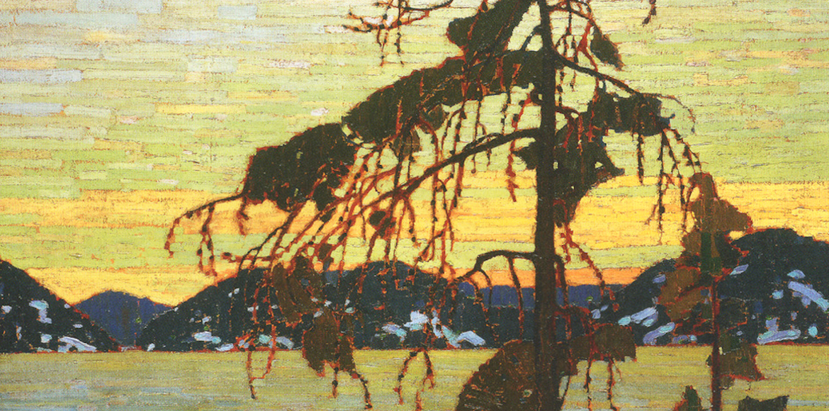 Tom Thomson The Jack Pine