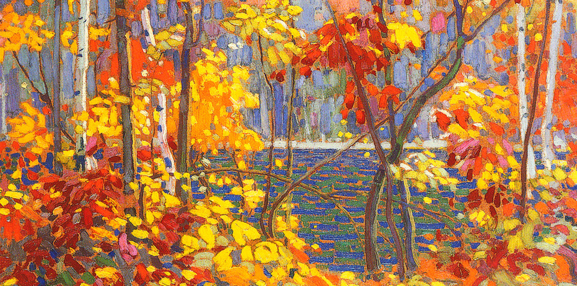 Tom Thomson The Pool